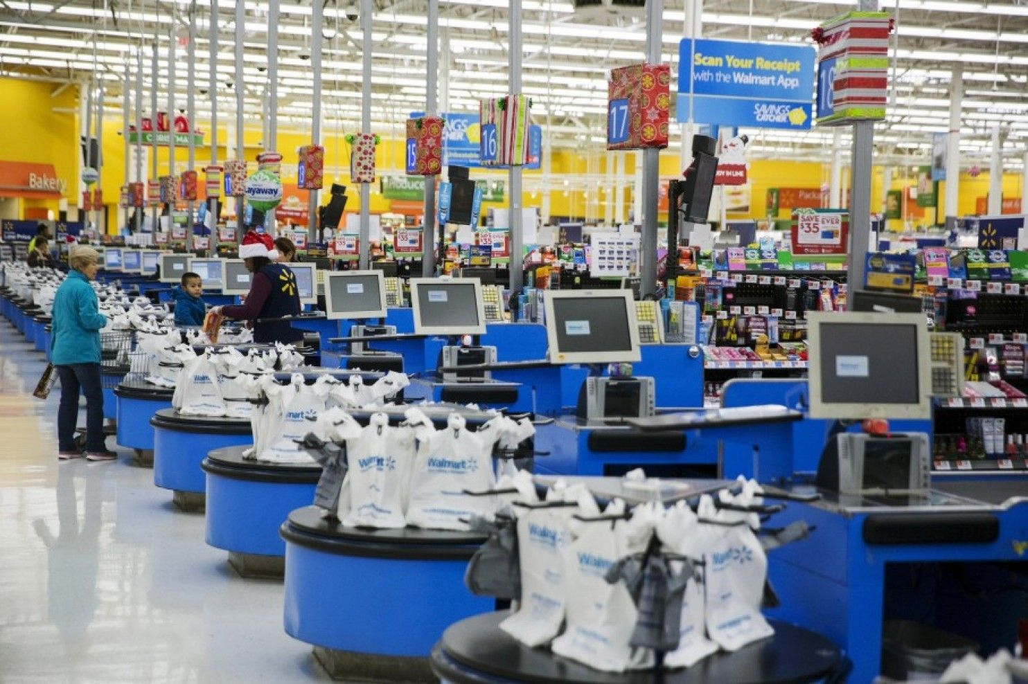 Walmart is rolling out big changes to worker schedules
