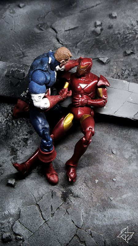 What If? Marvel's Civil War For more, check out my Youtube Channel: www.youtube.com/advocate928 Check out some photos here: www.facebook.com/advocatereviews _____ #Marvel #Comics #ToyPhotography #Photography #ActionFigures #ACBA #AdvocatePinoy #CaptainAmerica #CivilWar #IronMan #Comics #Nerd