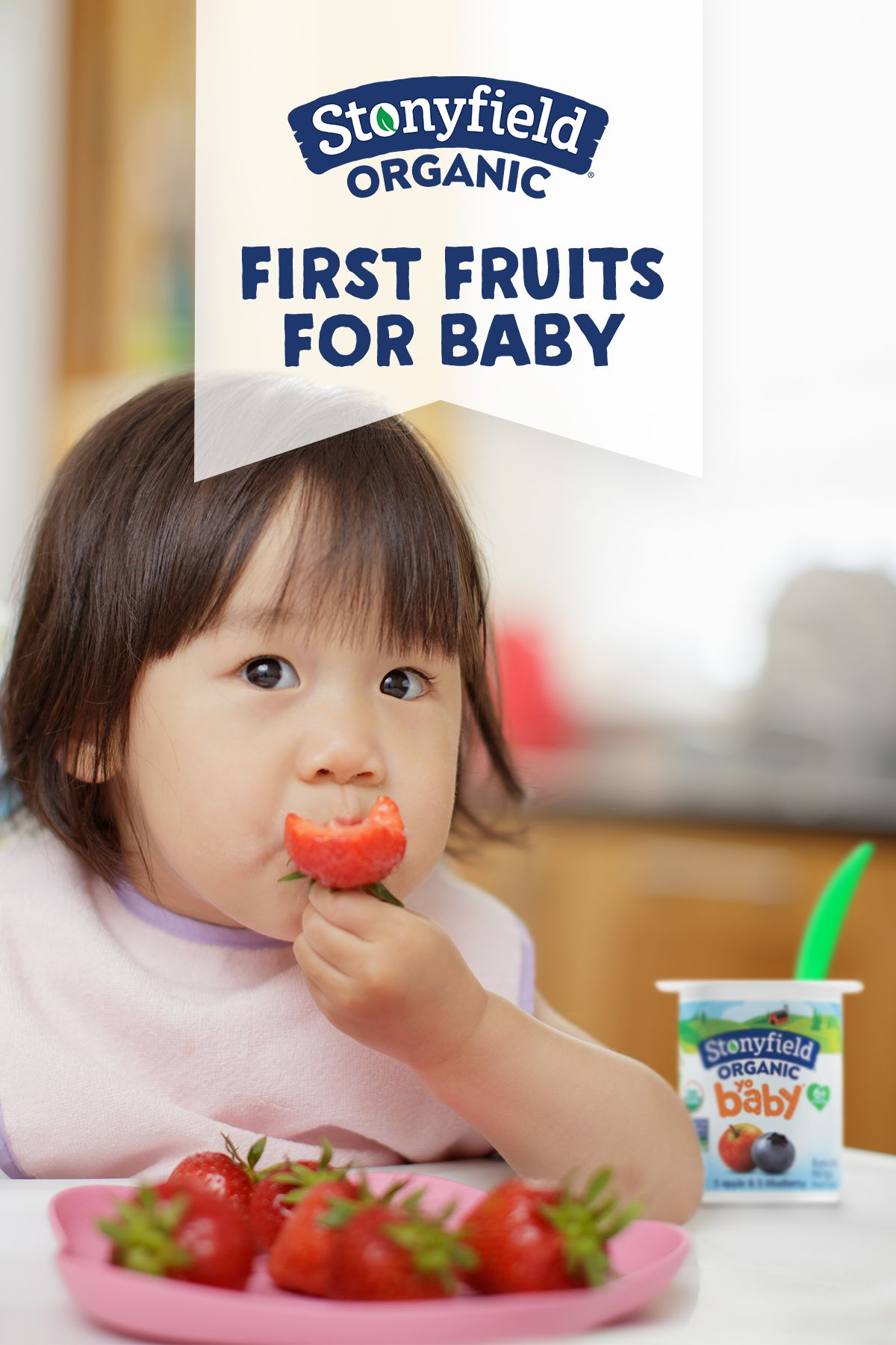 First fruits for baby stonyfield in 2020 baby fruit