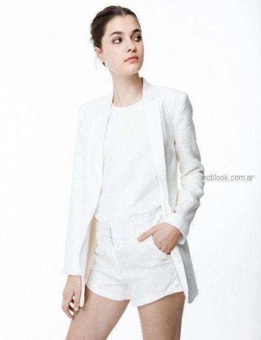 aa4e5bb87 blazer blanco juvenil Ginebra verano 2019 | Passion n' fashion in ...
