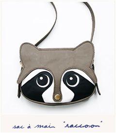Rac Bag Leather Animal Women Bags Handmade Purse