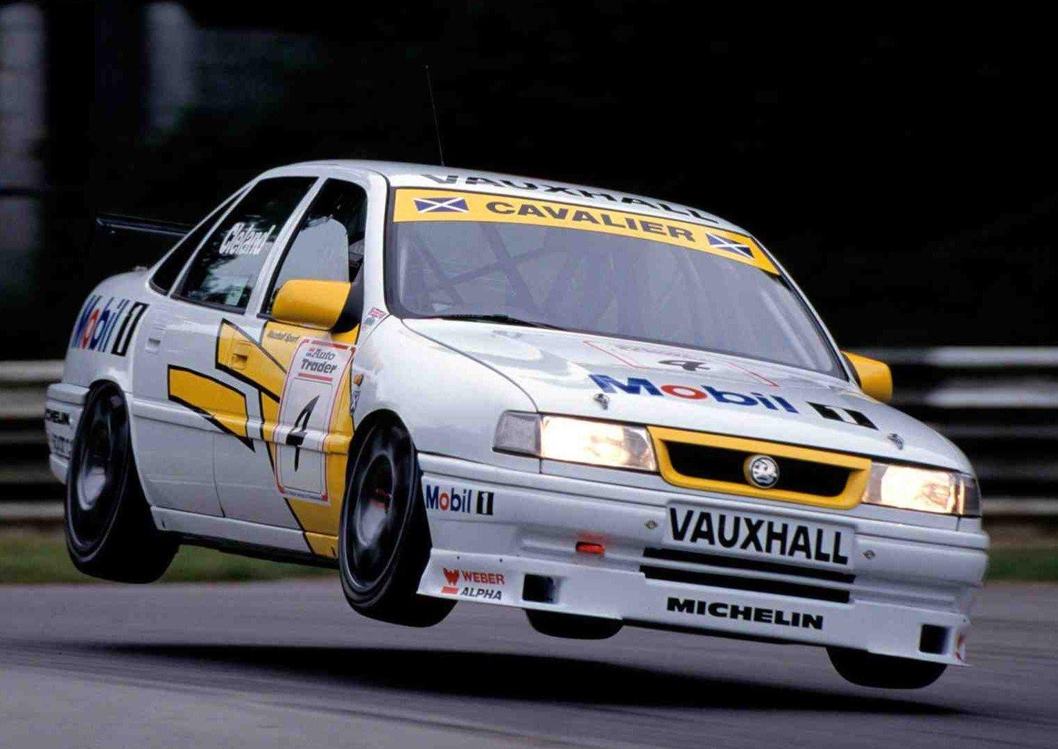 Details about 1995 BTCC British Touring Car Championship