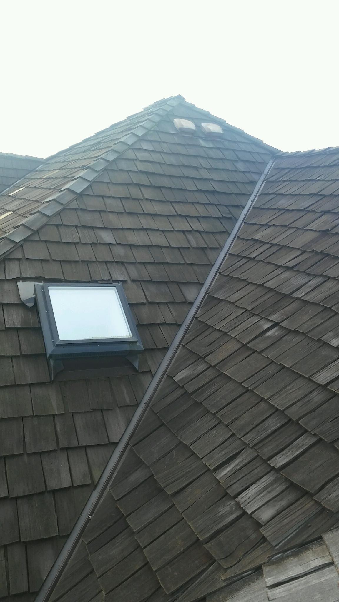 Cedar Shake Roof Maintenance Repair Vancouver Wa By Northwest Roof Maintenance Dom