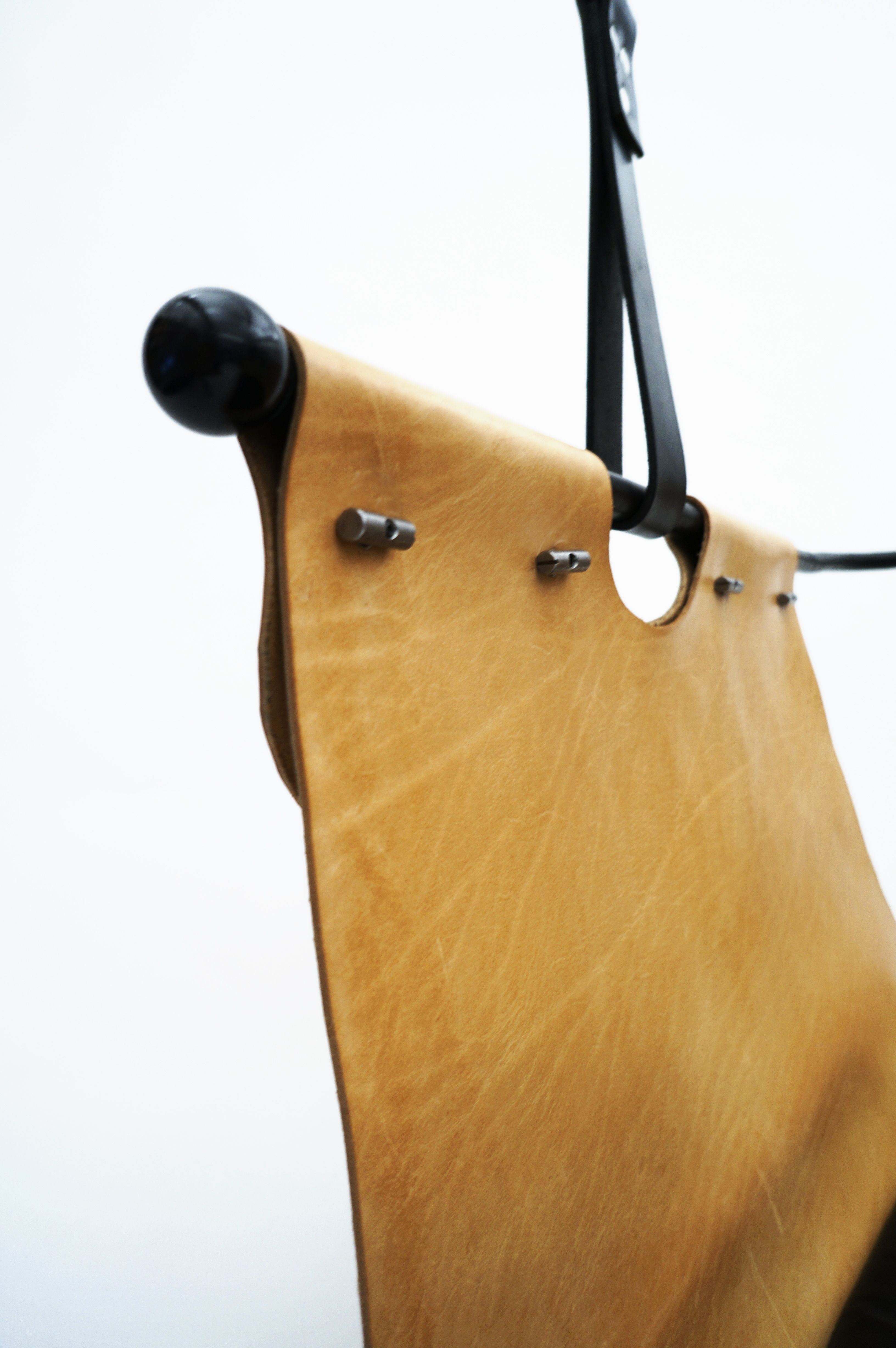 Equus Swing by LUMIFER.US  Leather Body, Seat and Straps. Steel Frame and Accessories.  www.lumifer.us
