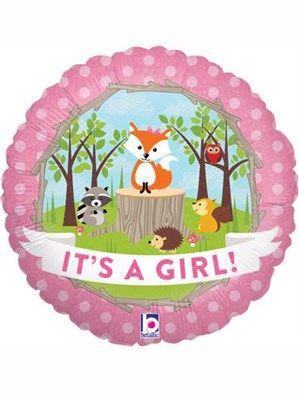 54fec3d8895d Woodland Critters It s a Girl 18