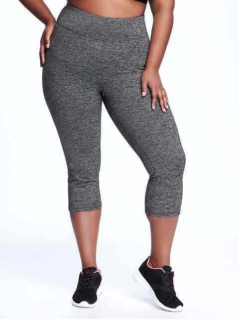 09608cf88d235 Women s Plus-Size Clothing Sale. Women s Plus Activewear Bottoms
