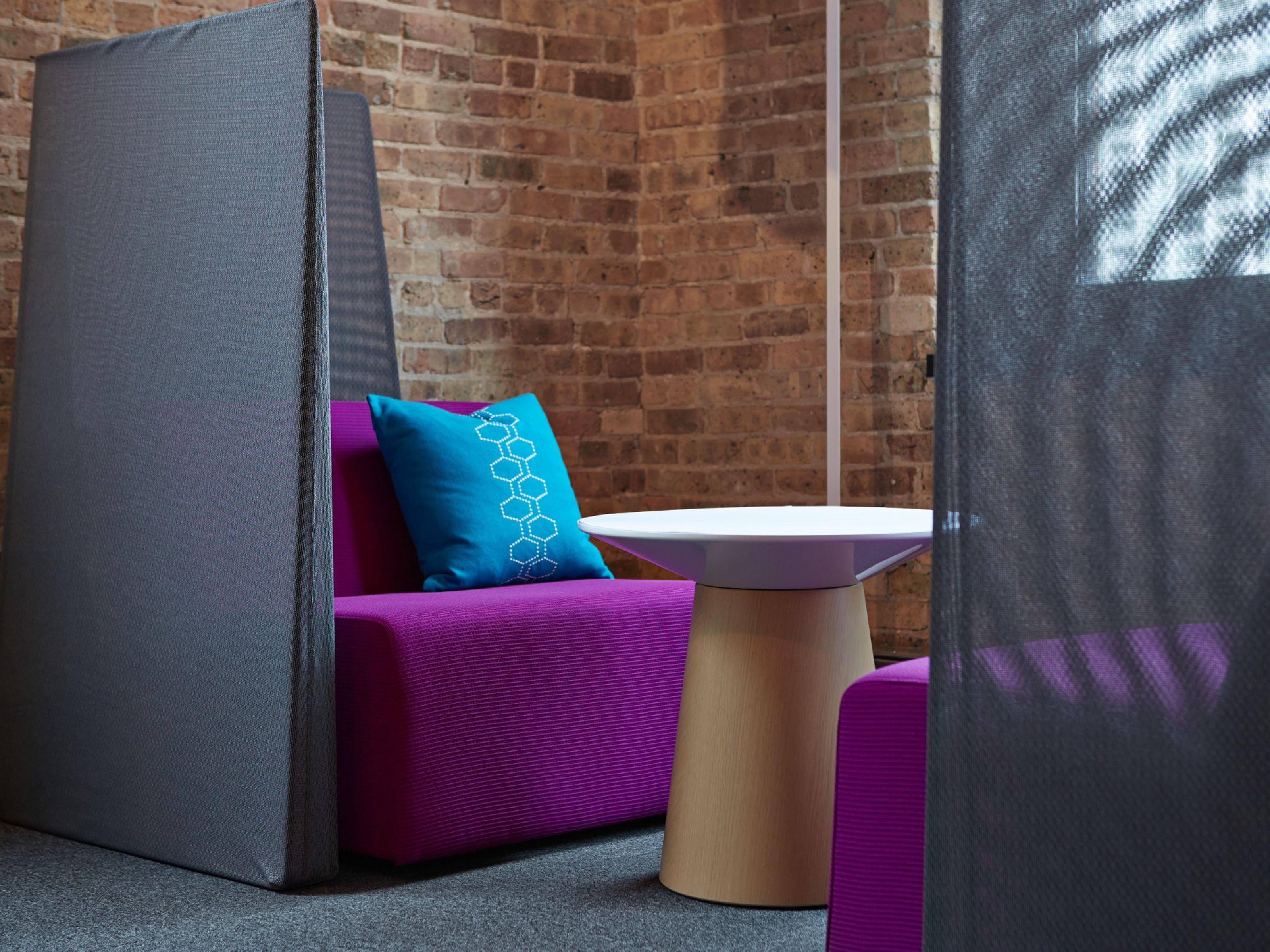 Media Steelcase Furniture, Steelcase furniture, Lounge