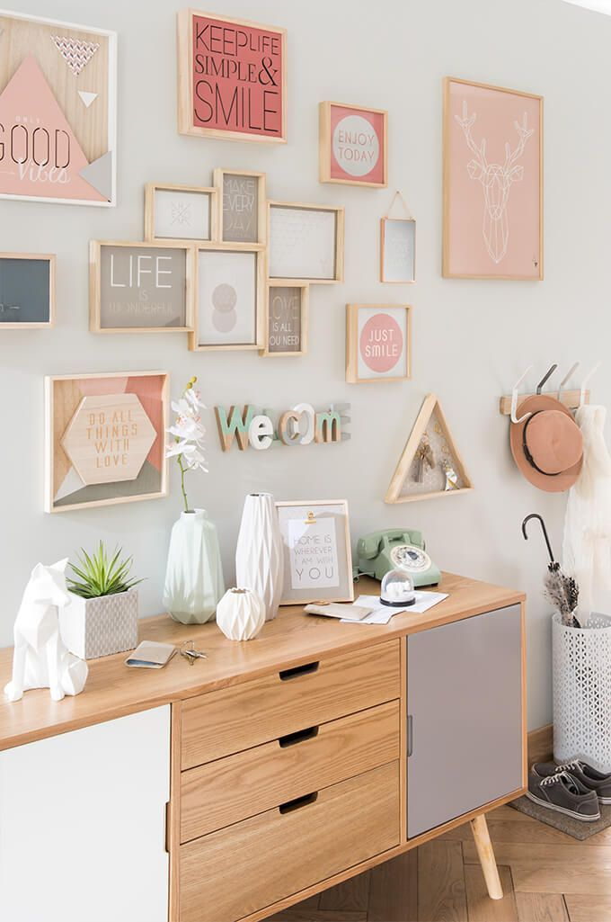 deko trend modern copper sanftes pastell maisons du monde living room wohnzimmer. Black Bedroom Furniture Sets. Home Design Ideas