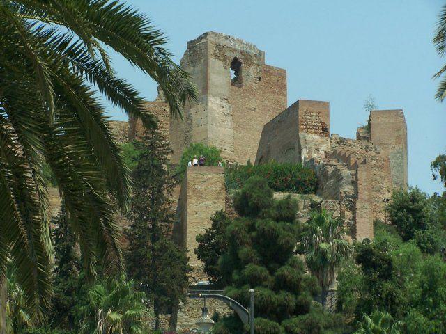 Alcazaba Malaga Malaga Spain Travel Spain Holidays