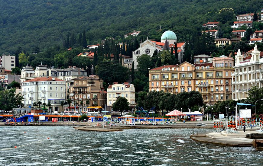 Opatija Hrvatskatravel Org City View Views City