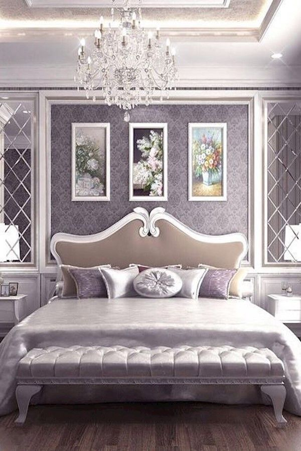 Pin By Katia On Bedrooms Luxurious Bedrooms Classic Bedroom