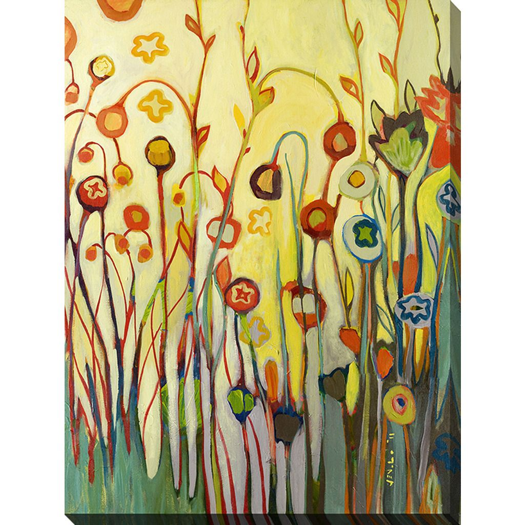 Jennifer Lommers \'Unfolded\' Giclee Print Canvas Wall Art by Picture ...