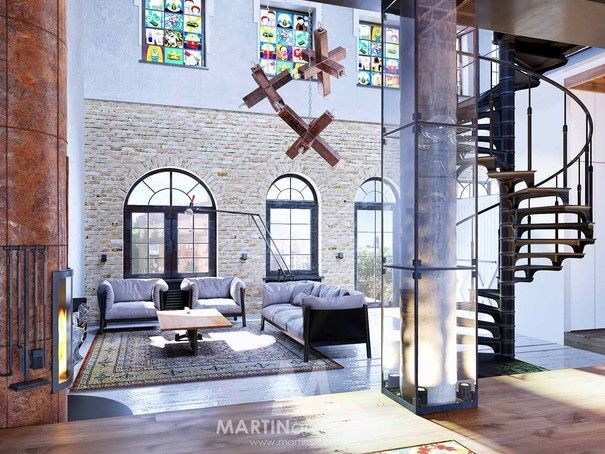 These 12 Apartments from Ukraine show how apartment interiors go hand in hand with climatic conditions | Ideas | PaperToStone