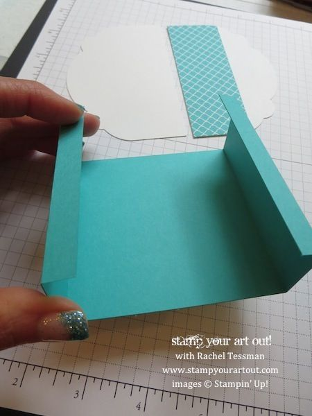 Stampin' Up!® How to Make this fun fold card - Stamp Your Art Out!