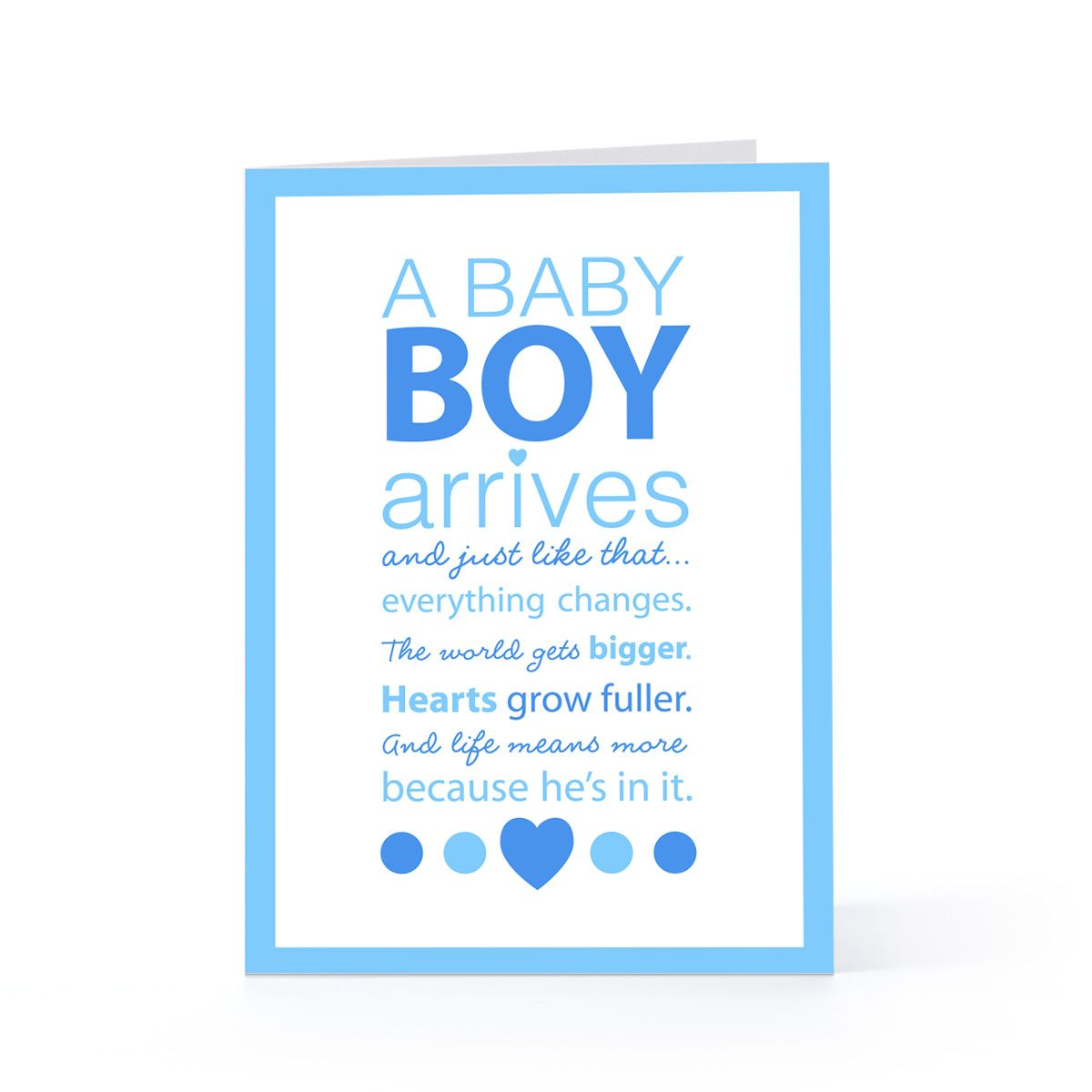 New Baby Boy Quotes For Cards Koranstickenco
