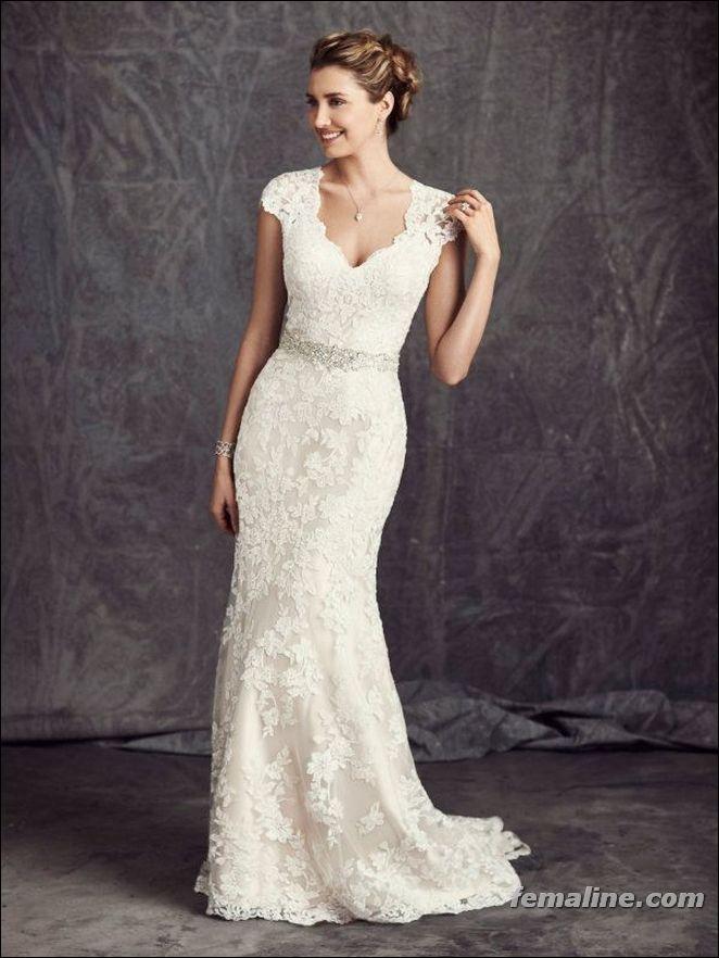 123 Short Sleeve Wedding Dress Trend 2017 Lace Weddings Wedding