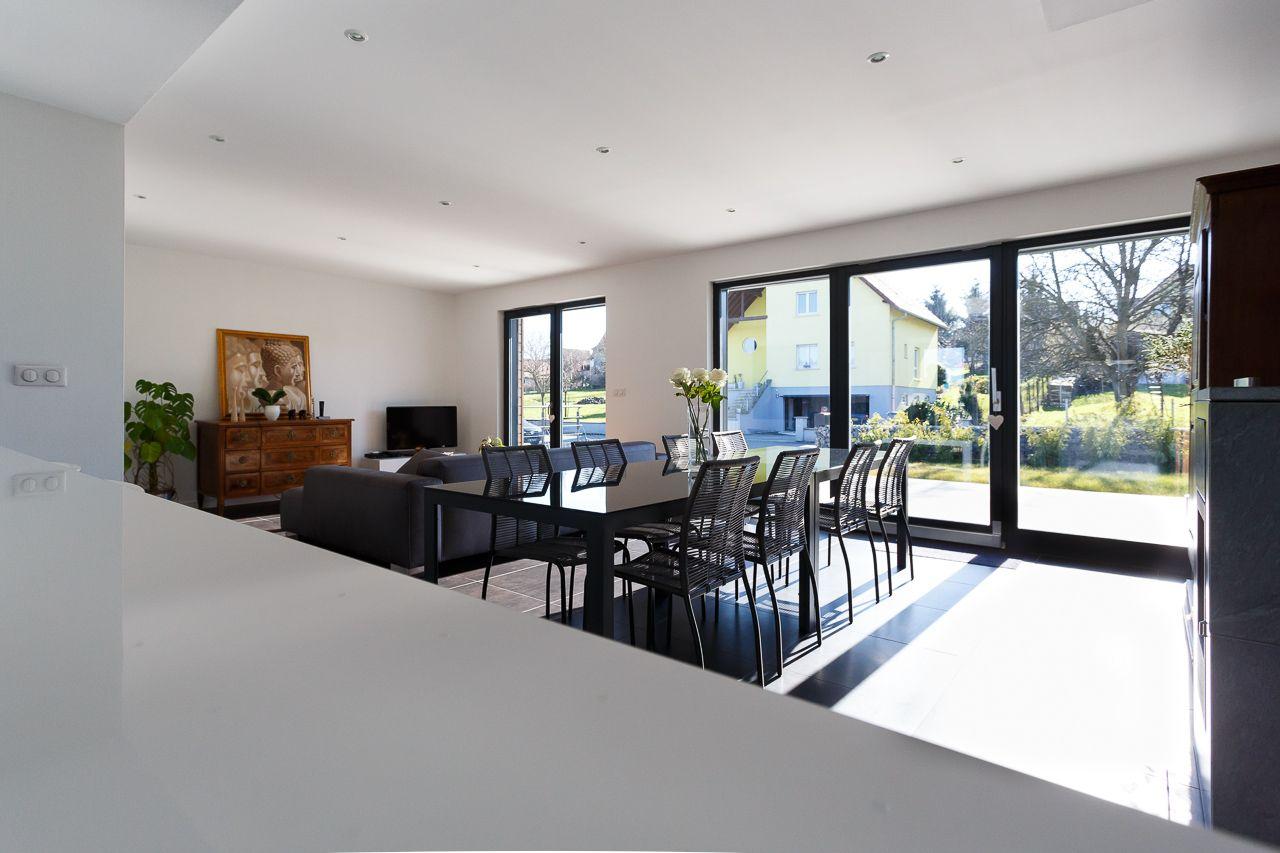 Constructeur archi design maisons ossature bois 100 modulables fabrication - Voir ma maison en direct ...