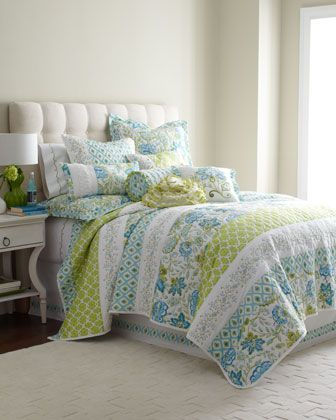 Dena Home Bedding Decor Available At Horchow Perky Patterns In