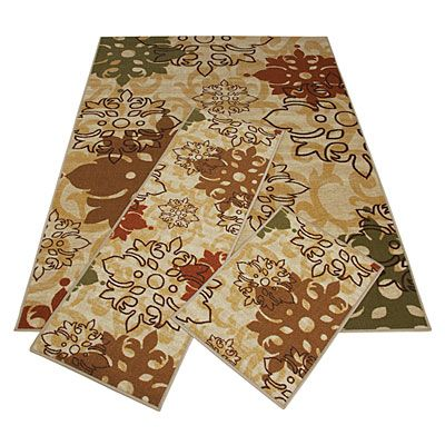 Woven 3 Piece Rug Sets Rug Sets Rugs Floor Rugs