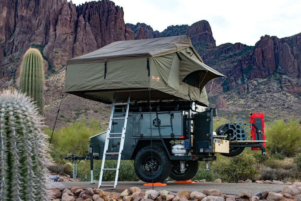 High Quality Off Road Trailer For Sale (With images