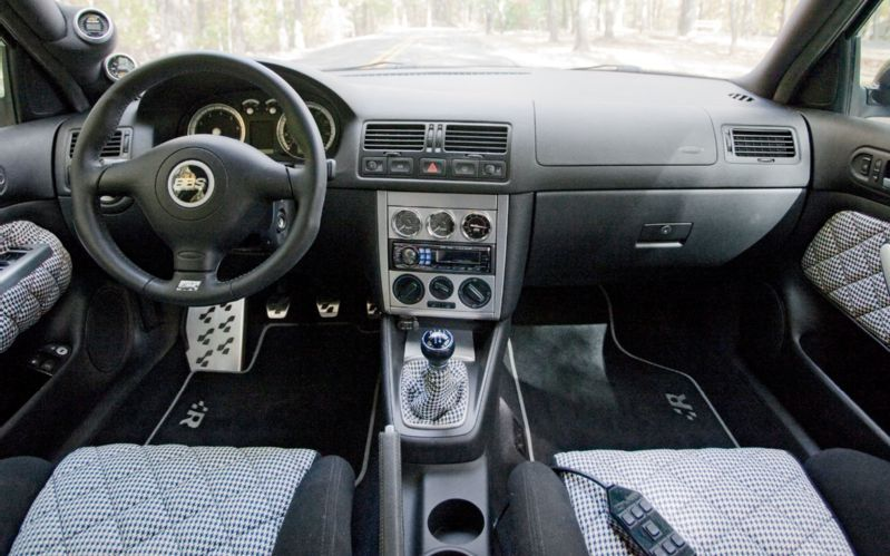 Jetta Interior  Quilted Lining