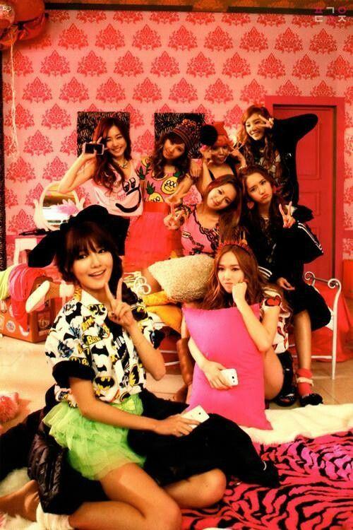 SNSD , Girls Generation