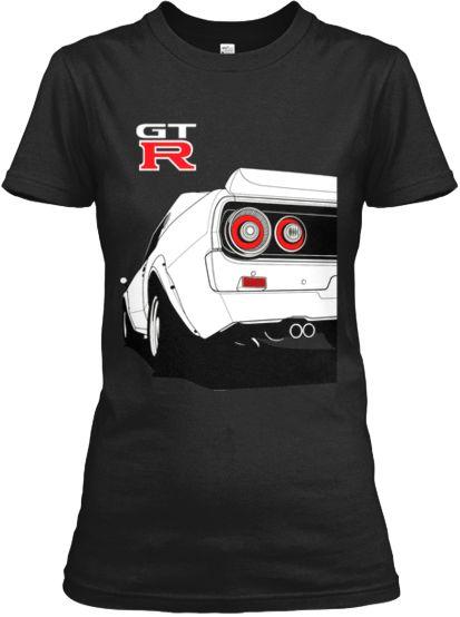 Nissan Skyline GTR GT-R Mens T Shirt Racing Fast And Furious
