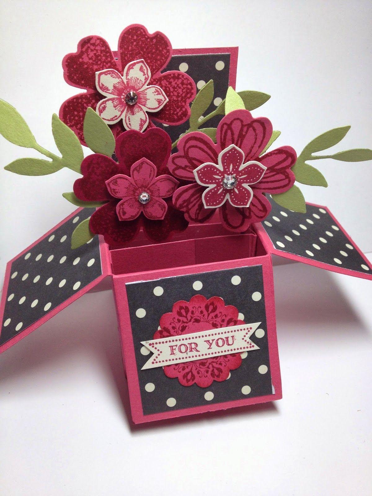 Милые, коробка открытка своими руками 8 марта