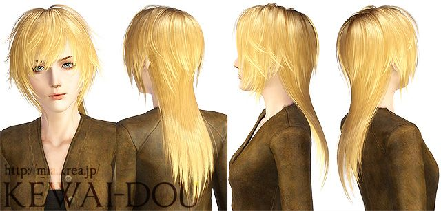Toddler Hair The Sims3 Male Hair Female Hair Child Hair By