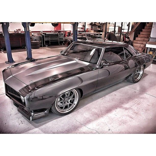 1969 Camaro Protouring Built By East Bay Muscle Cars.. LS3