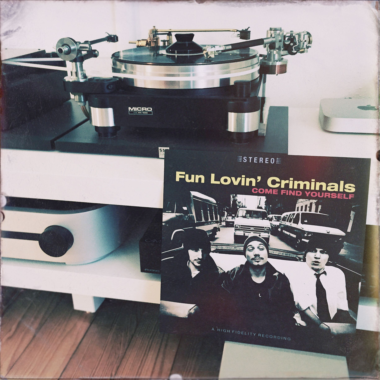 Micro Seiki - Fun Loving Criminals