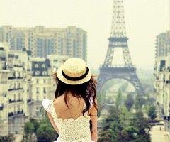 Paris, wait for me.