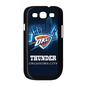 Nba Oklahoma City Thunder Simple Logo Samsung Galaxy S3