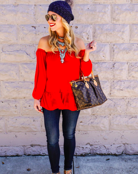 01aa2a84c0c Five Christmas Day Outfit Ideas — Fashion Blogger & Stylist - Edit ...