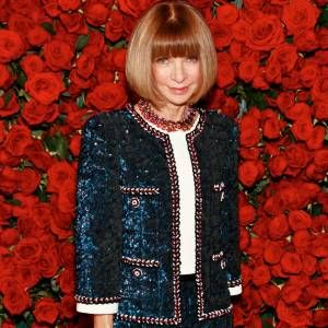 The Anna Wintour Look Book
