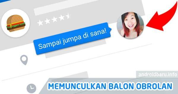 Cara Menampilkan Balon Obrolan Messenger Lite Bisakah Samsung Galaxy Android Aplikasi