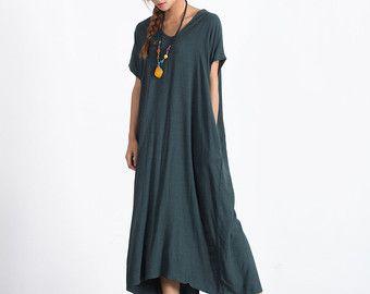 Kleidung aus leinen nahen