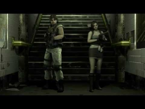 Resident Evil: The Umbrella Chronicles - Raccoon's Destruction (All Cutscenes) (HD 720p)