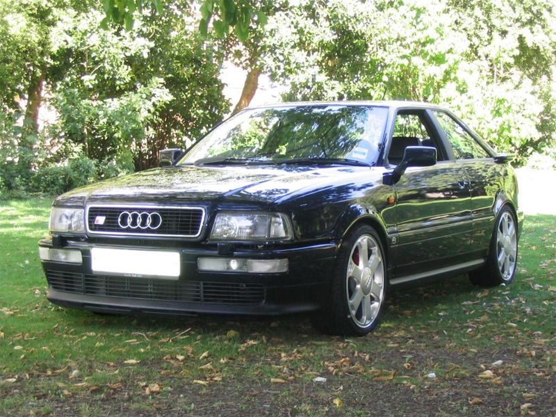 Audi S2 coupe for Sale - 270bhp stunning example! - AudiSRS.com