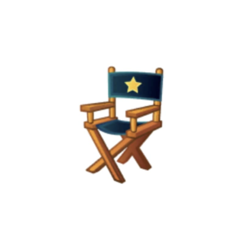 Director Chair As An Emoji Drawing By Disney Disneyemojiblitz In 2020 Disney Emoji Blitz Emoji Drawing Disney Emoji