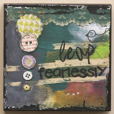Leap Fearlessly.