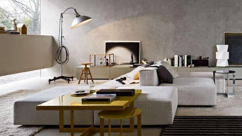 come disporre i divani in salotto. Come Disporre I Divani In Salotto Interior Design Sofa Design Living Room Interior