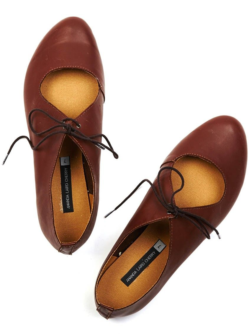 a8c361ae7e1 My favorite pair of Favria brogues from Amanda Laird Cherry Fresh Outfits