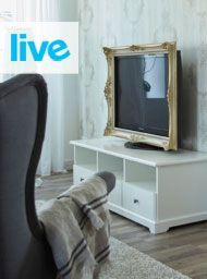 Live Magazine: frame tv