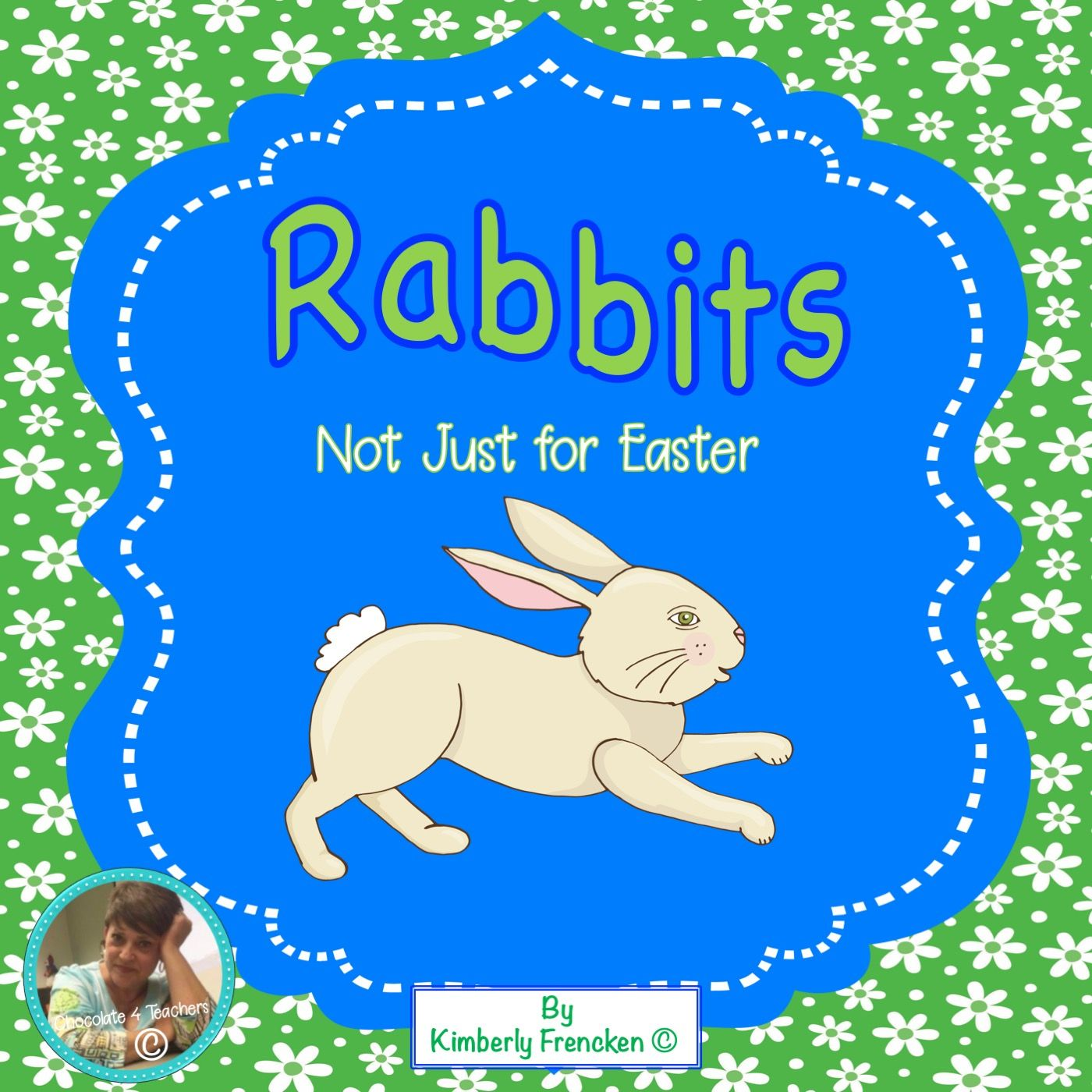 Rabbits Aren T Just For Easter Nonfiction Resource From