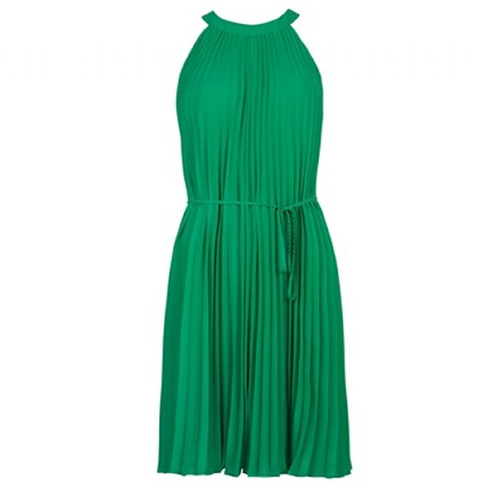 £39 Ted Baker Pleated Grecian Dress Dress at the House Designerwear - Mens & Ladies Designer Clothing
