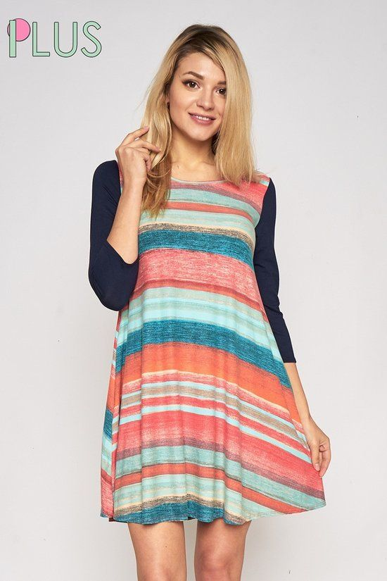 Collectiverack Plus Size Dresses Pd3158stsa Ms Lashowroom