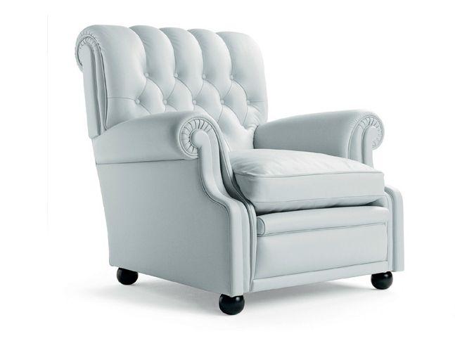 BONNIE Armchair by Poltrona Frau | 上海roma | Armchair、Chair 和 Sofa