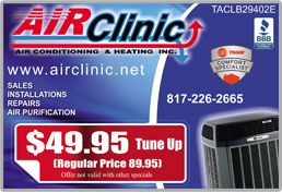Call Us Today To Schedule An Appointment And Discover Why Air Clinic Is The First Choice For Air Co Hvac