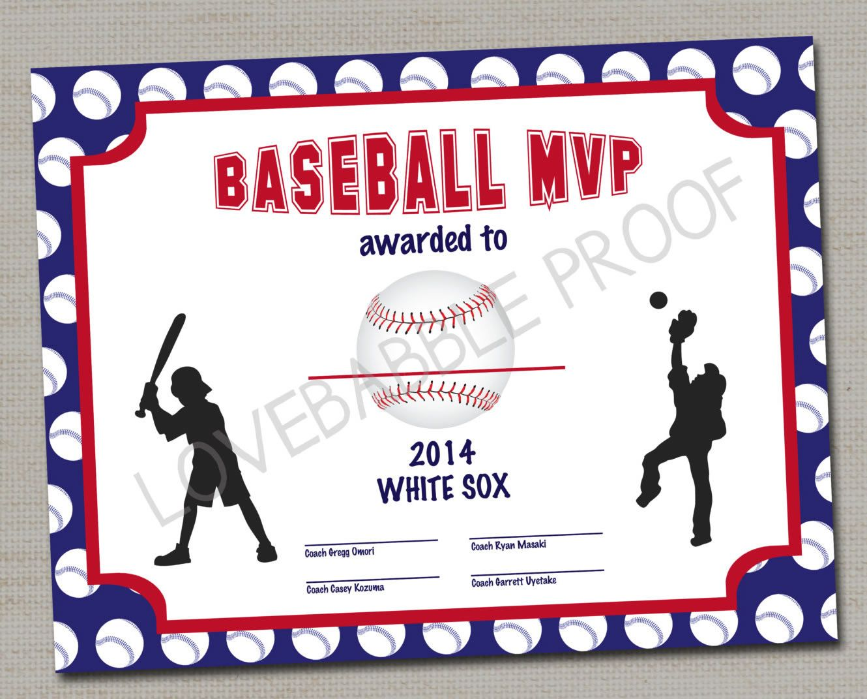 Baseball certificates templates baseball certificates templates free baseball certificates baseball pinterest baseball party yadclub Image collections